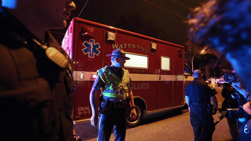 15 человек пострадали в результате взрыва на заводе в американском штате Нью-Гэмпшир