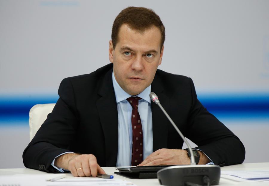 Дмитрий Медведев: Очень важно, чтобы на Украине были стабильность и порядок