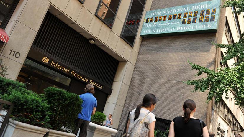 Федеральная налоговая служба США выложила в сеть тысячи номеров социального страхования