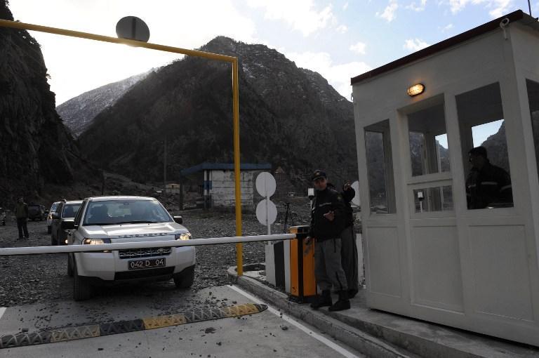 В Грузии со стрельбой задержан подозреваемый в убийстве российского дипломата