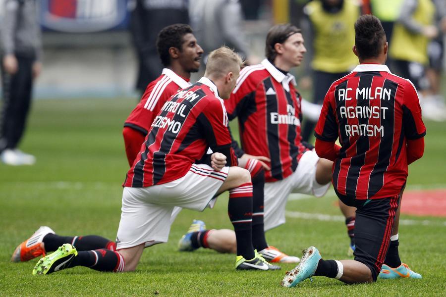 ФИФА объявила нулевую терпимость к расизму