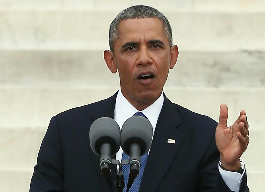 Барак Обама: США уверены, что сирийская оппозиция не могла применить химоружие