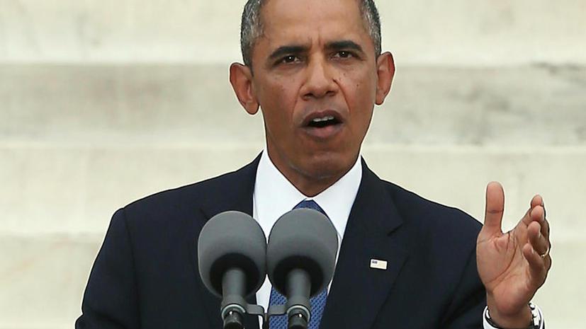 Барак Обама: Совбез ООН не способен принять необходимые меры в отношении Сирии