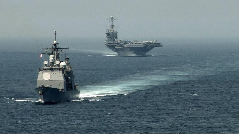 Коррупция в американском флоте: азиатский подрядчик имел сеть осведомителей среди морских офицеров