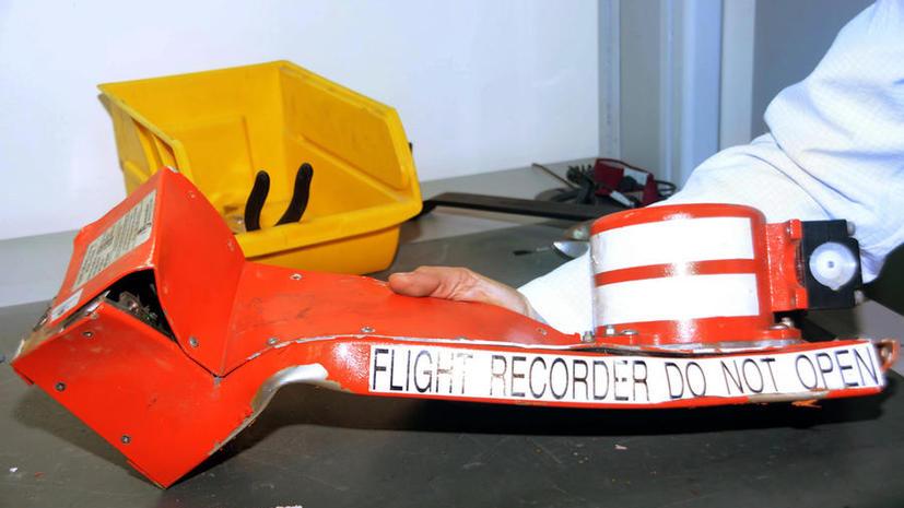 Правительство Египта сообщило о повреждениях одного из чёрных ящиков A321