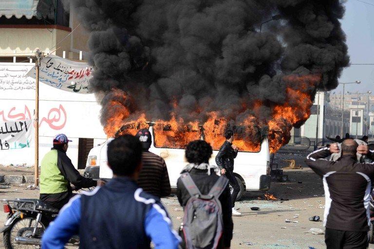 Более 400 человек получили ранения в результате новых столкновений в Порт-Саиде