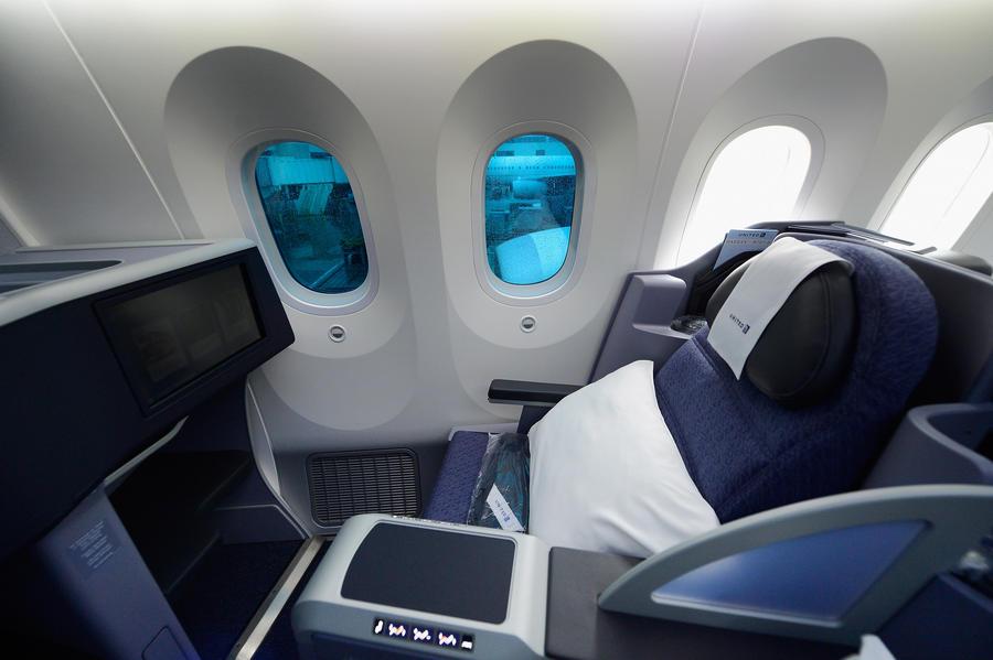 ФАА одобрило технические усовершенствования Dreamliner