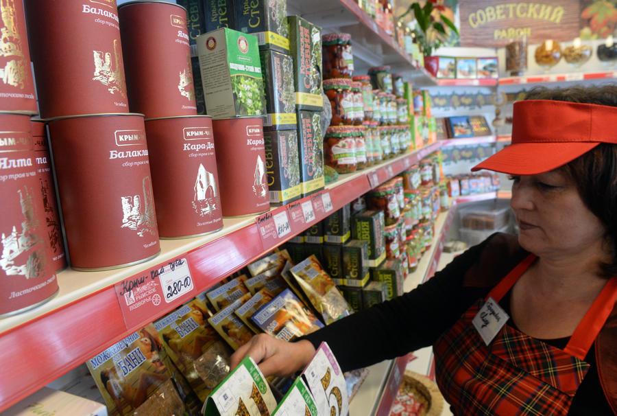 СМИ: Рост цен на продукты в России будут удерживать за счёт снижения затрат на рекламу