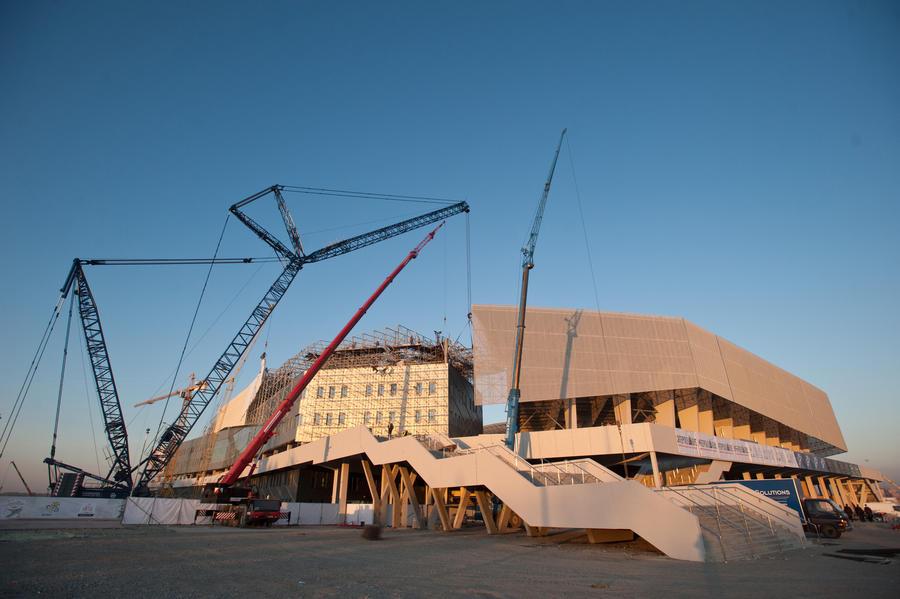 Во Львове предложили снести стадион, построенный к Евро-2012