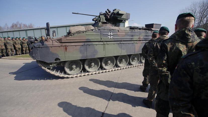 The Sunday Times: Учения НАТО в Польше показали медлительность войск альянса в сравнении с армией РФ