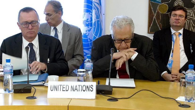 Следующая встреча в формате ООН-Россия-США по Сирии намечена на 25 ноября