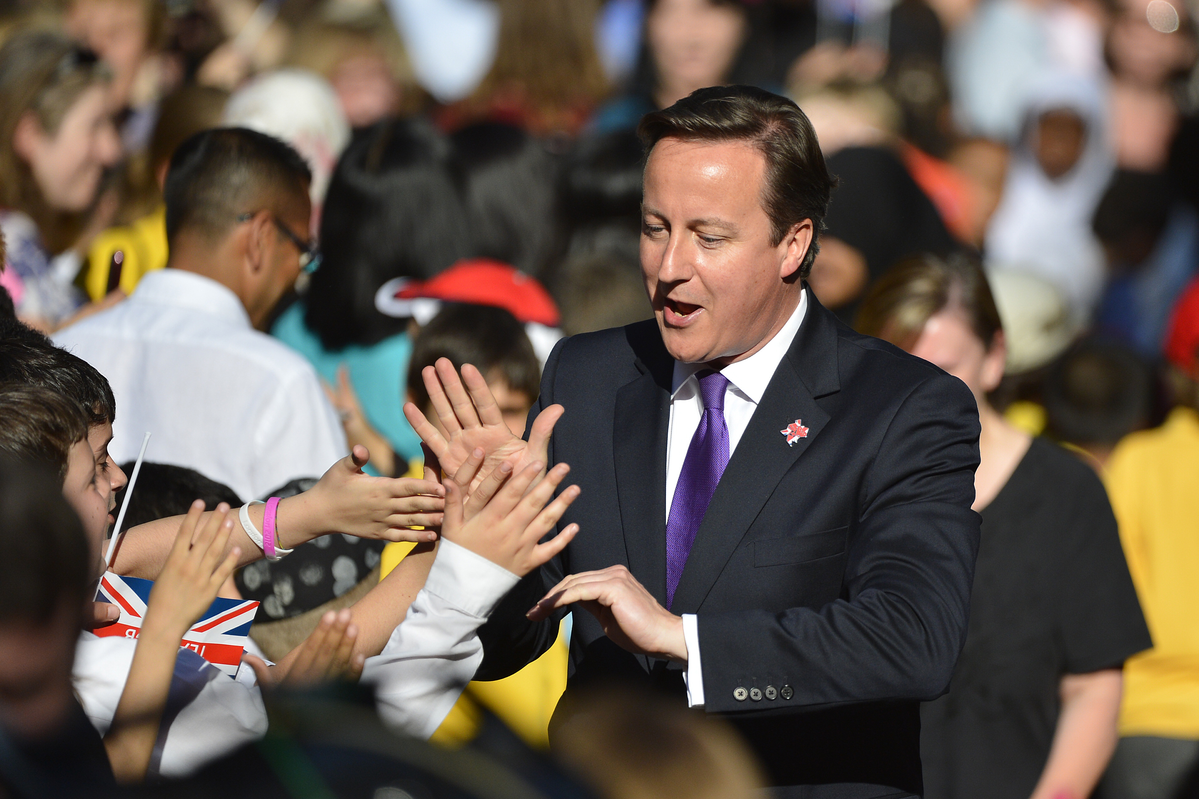 Дэвид Кэмерон: Контрацепция спасла меня от хаоса