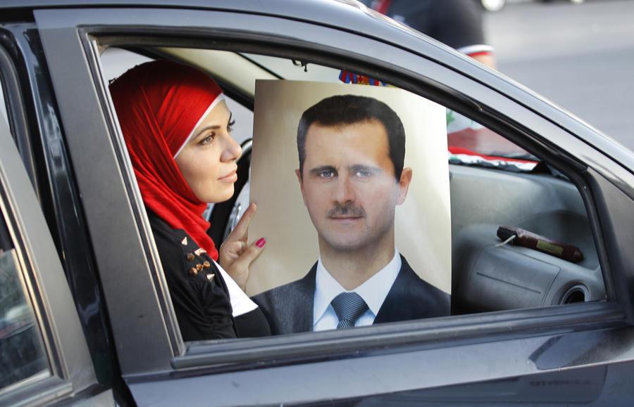 Обнародованы детали российского плана по уничтожению химоружия Сирии