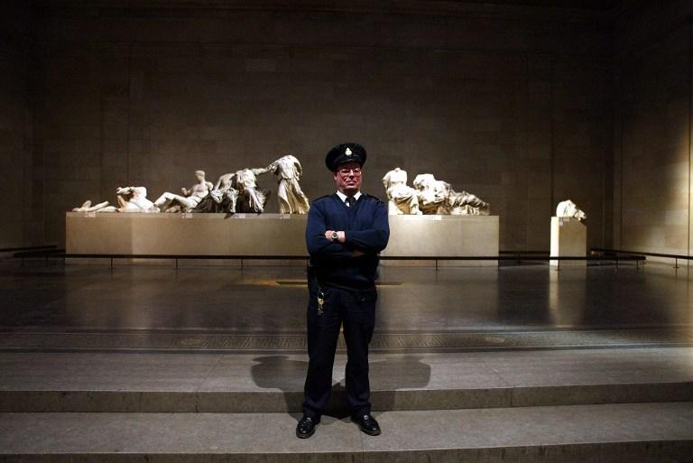 Турция через суд потребует от Великобритании вернуть артефакты Галикарнасского мавзолея