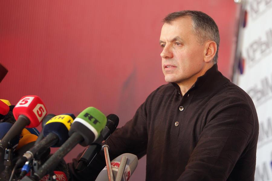 Киевский суд принял решение о задержании руководителей Крыма