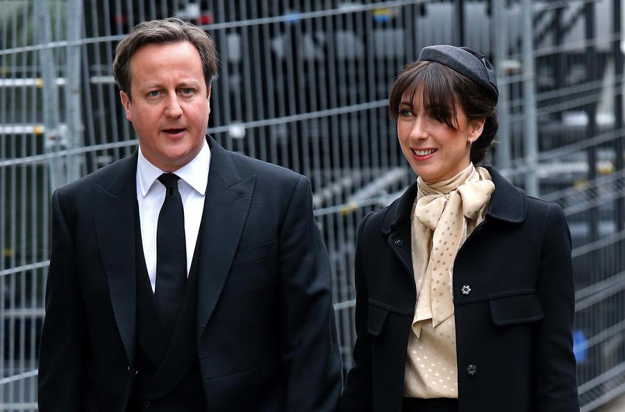 Дэвид Кэмерон стал жертвой любовного скандала