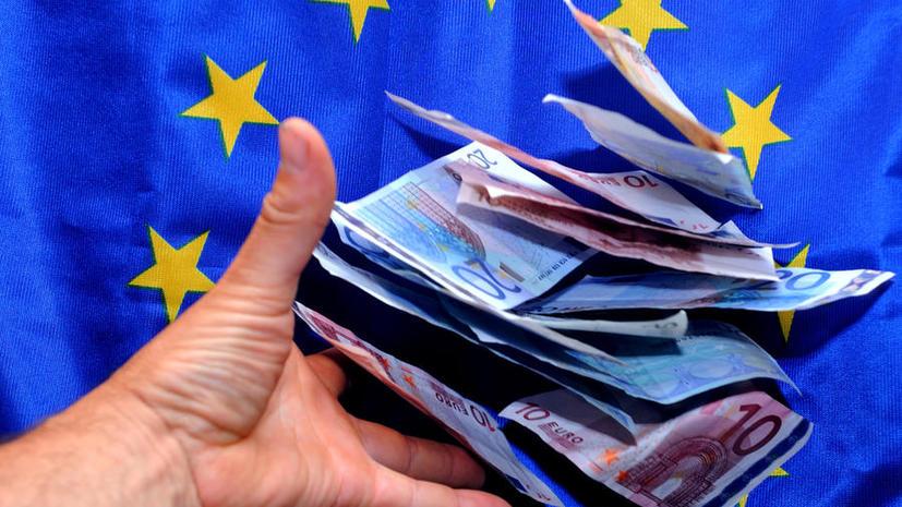 Новая немецкая политическая партия призывает к выходу ФРГ из еврозоны
