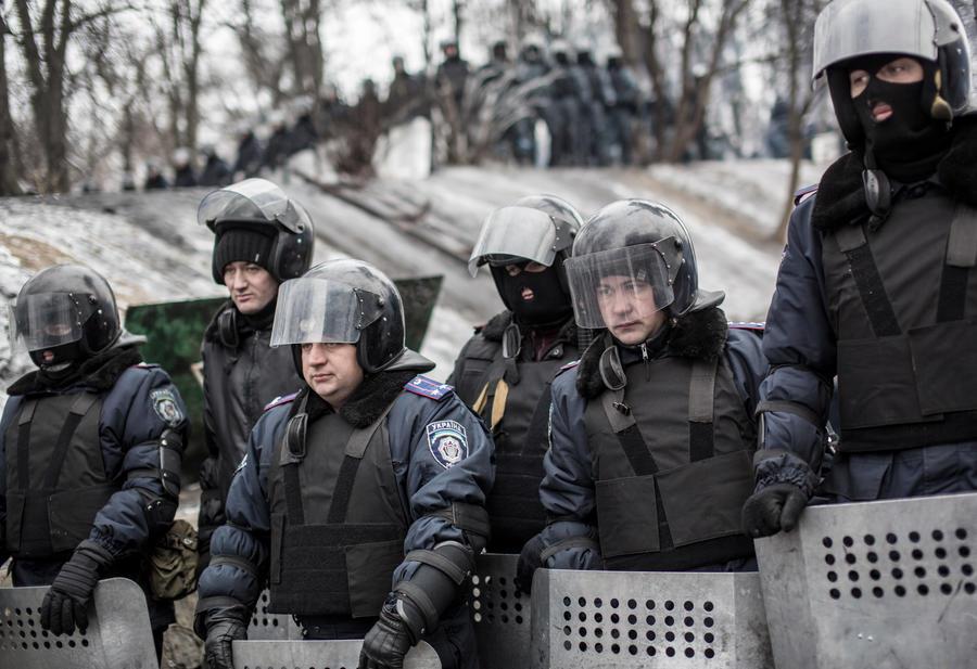 Сотрудников расформированного спецподразделения «Беркут» примут в Крыму