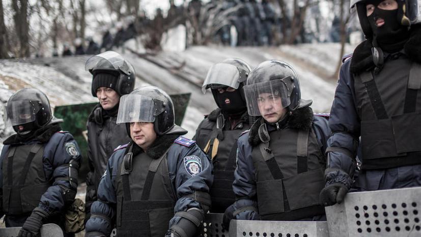 Решение об отмене «законов 16 января» вступило в силу на Украине