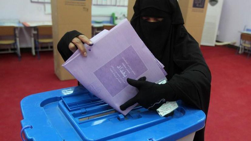 Ирак проводит первые выборы после вывода американских войск