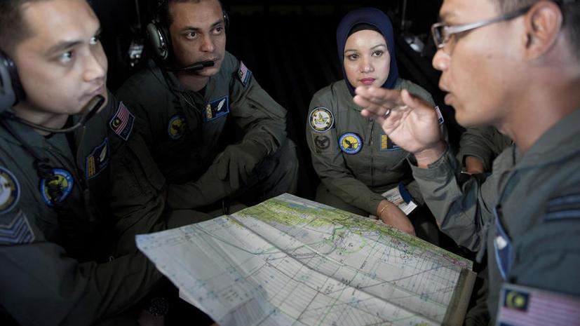 Пилот пропавшего малайзийского самолёта был сторонником одного из лидеров оппозиции