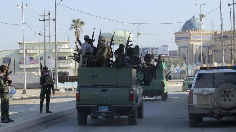 В Ираке боевики атаковали Министерство защиты прав человека, 18 погибших