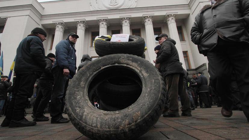 Правительство Украины перешло в режим экономии