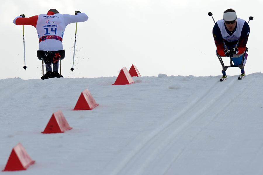 Россия упрочила позиции лидера в медальном зачёте по итогам третьего дня Паралимпиады