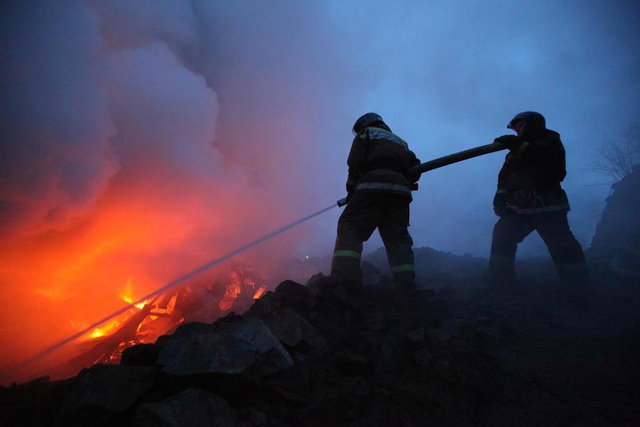 СК возбудил уголовное дело в связи с пожаром в психиатрической больнице