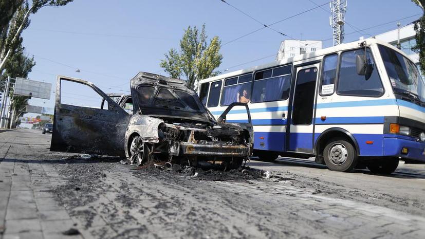 ООН: Только за последний месяц на востоке Украины погибло более 1,2 тыс. человек