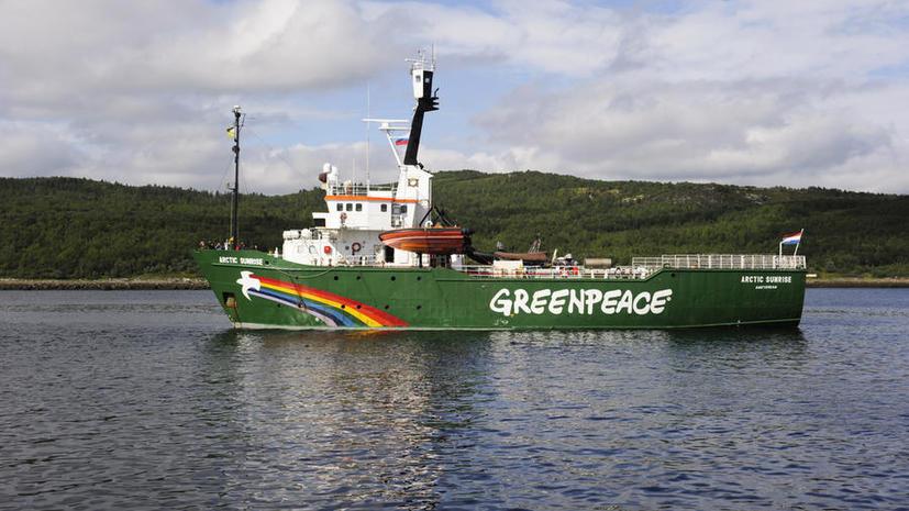 Суд арестовал на два месяца всех экологов с «Арктик Санрайз»