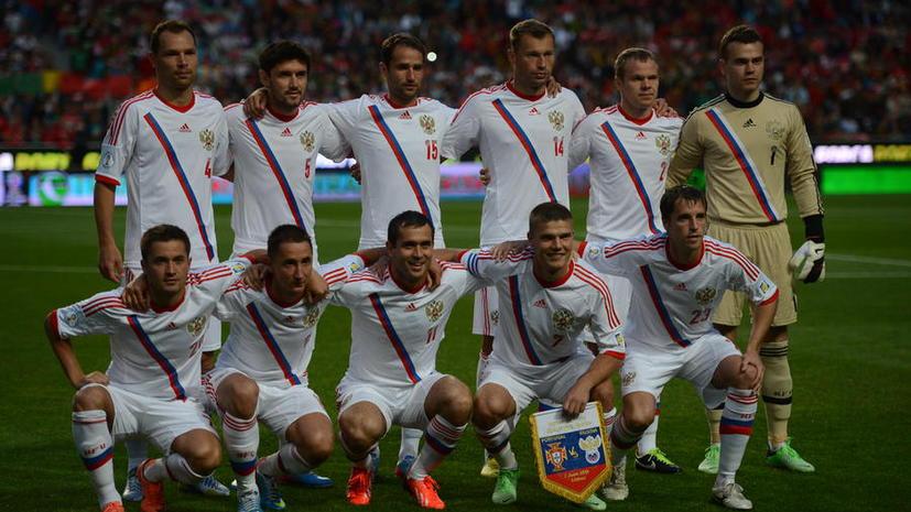 Квалификация ЧМ-2014: сборная России по футболу сегодня сыграет с Северной Ирландией