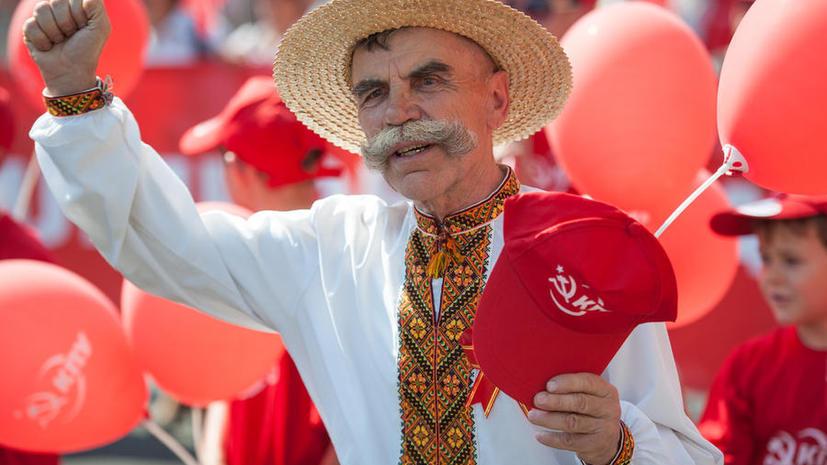 СМИ: После 9 мая на Украине не останется коммунистов