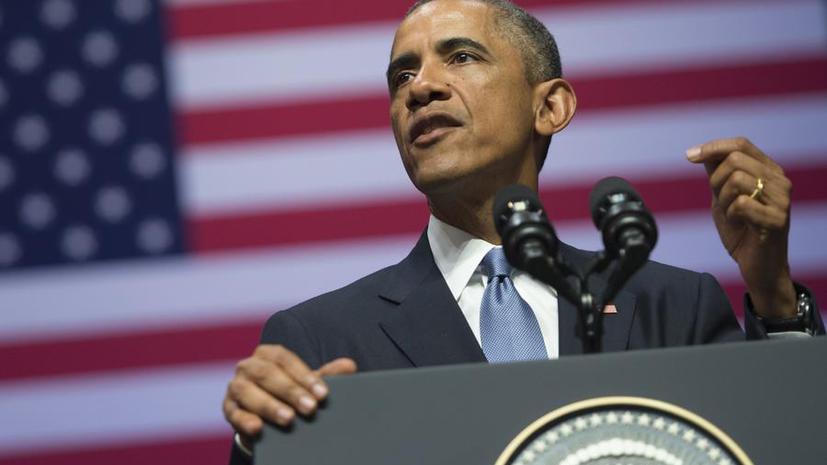 Опрос: Большинство американцев считает Обаму президентом-неудачником, разобщающим страну