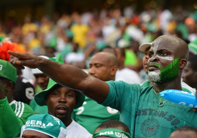 В двух футбольных матчах нигерийского чемпионата было забито 146 голов
