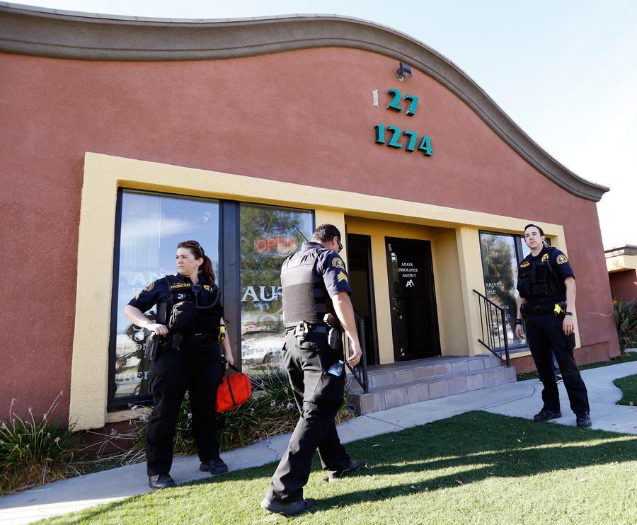 Эксперт: Напавшие на центр соцзащиты в Калифорнии могли симпатизировать «Исламскому государству»