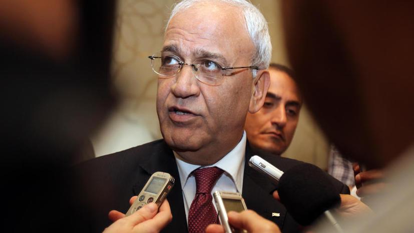 Израиль и Палестина приостановили прямые переговоры о перемирии