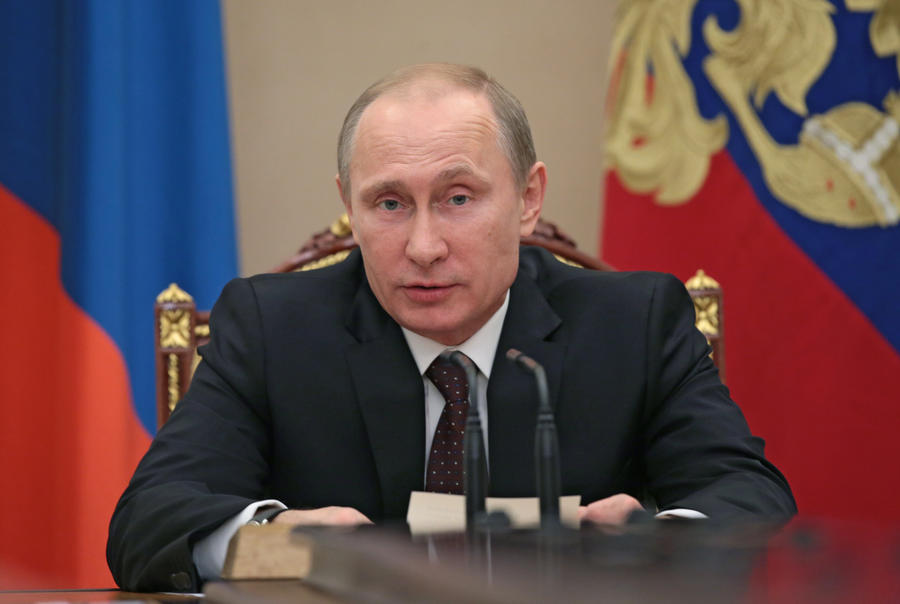 Владимир Путин: Правовой нигилизм в обществе до конца ещё не искоренён