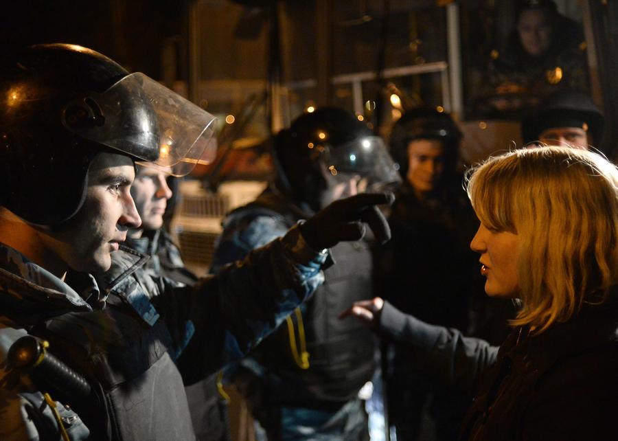 Мировые СМИ о беспорядках в Бирюлёво - ИноТВ