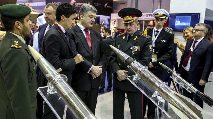 Эксперт: Соглашение о поставках оружия на Украину из ОАЭ ставит под угрозу минские договорённости