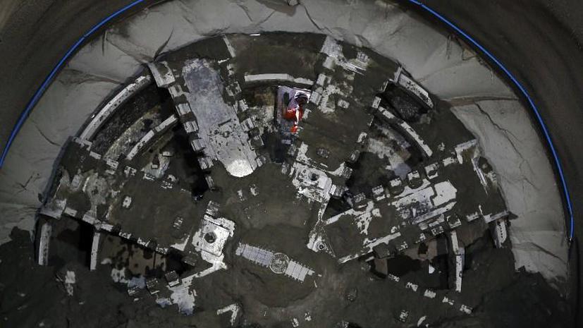 Строители лондонского тоннеля не сообщали руководству о травмах, боясь увольнения