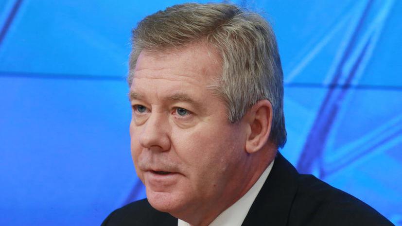 Геннадий Гатилов: Согласие Сирии принять инспекторов ООН по химоружию – позитивный фон для урегулирования конфликта