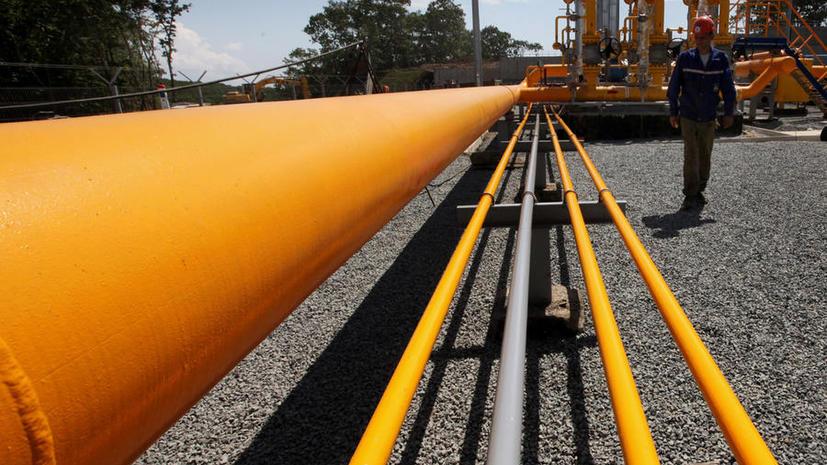 СМИ: Российская компания построит газопровод в Македонии
