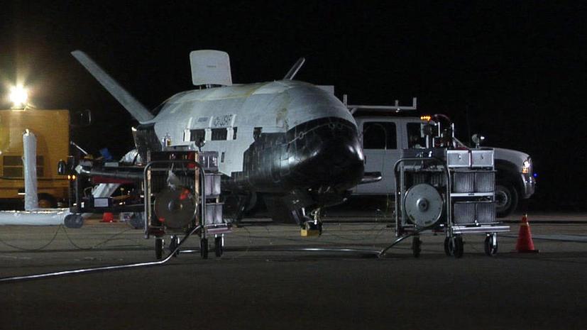 Секретная миссия завершена: В США произвёл успешную посадку космический беспилотник ВВС