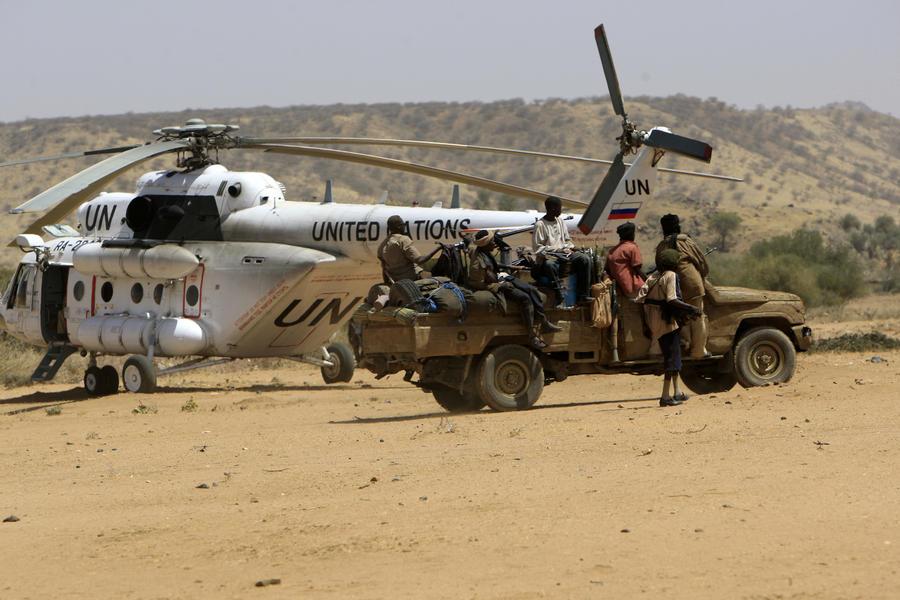 В Судане взяты в заложники два российских пилота