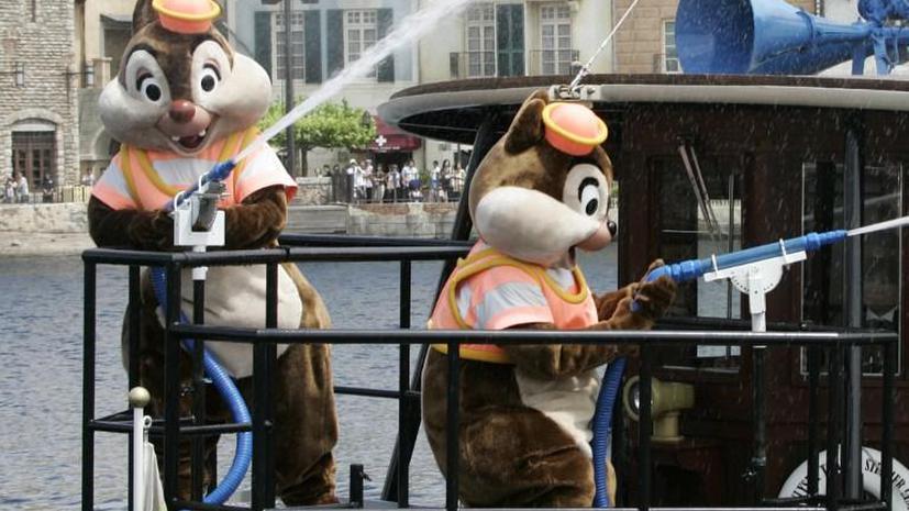 Чип и Дейл на большом экране: Бурундуки-спасатели станут героями художественного фильма