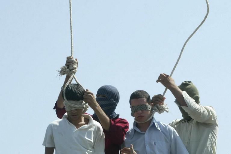 Два человека повешены в Иране за шпионаж в пользу США и Израиля