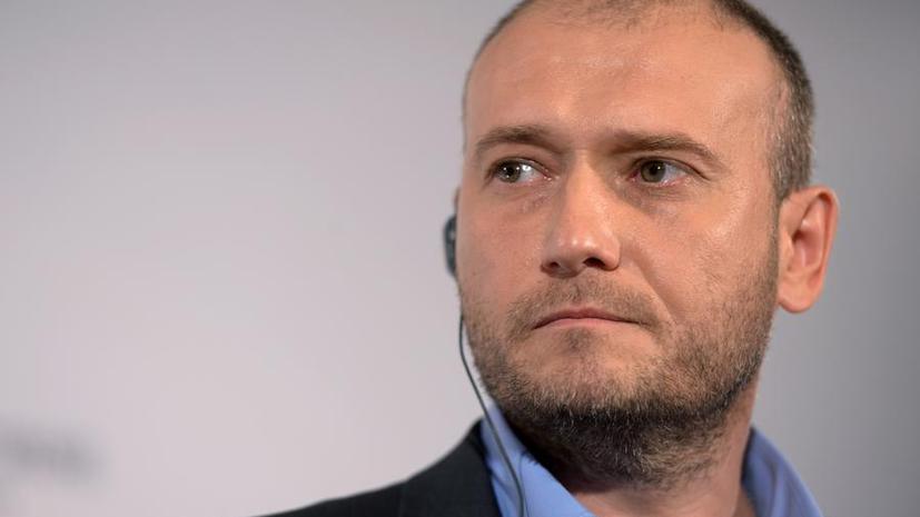 Дмитрий Ярош снял с себя полномочия лидера радикалов «Правого сектора»