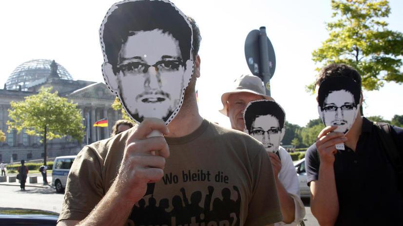 СМИ: Власти США пригрозили Германии санкциями, если она предоставит убежище Сноудену