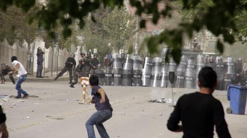 В Ираке произошли массовые столкновения протестующих-суннитов с полицией: 50 человек погибли, 150 ранены